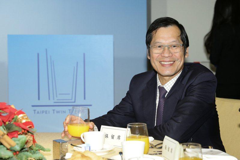 藍天電腦董事長許崑泰。  圖/藍天提供