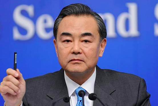 中共國務委員兼外長王毅。(人民網)