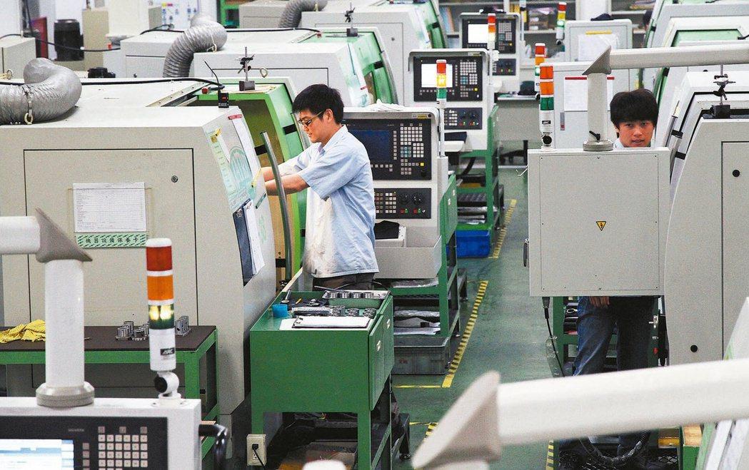 摩根大通調查,台灣工具機廠大陸訂單已恢復到疫情爆發前夕,5G拉貨力道將邁向高峰。...