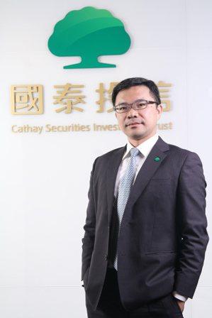 國泰投信量化投資處副總經理鄭立誠   國泰投信/提供