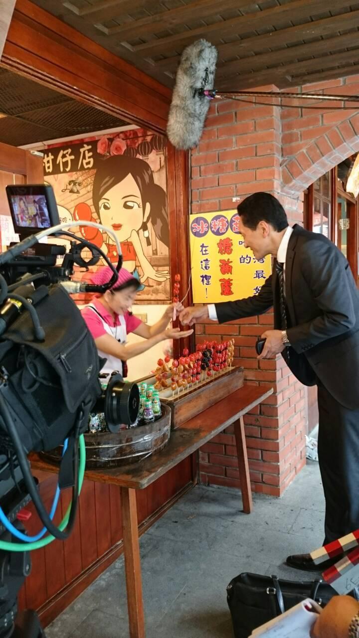 日劇《孤獨的美食家》曾到宜蘭拍攝。圖/宜蘭縣政府提供