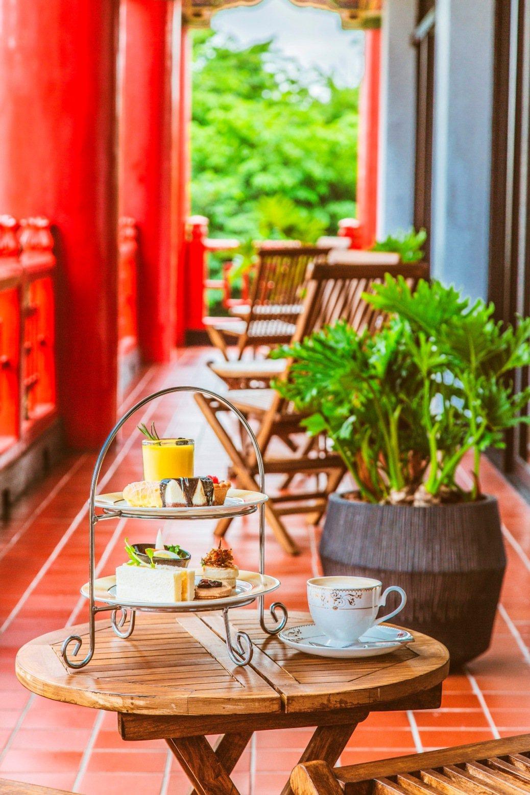 高雄圓山-秘境咖啡。