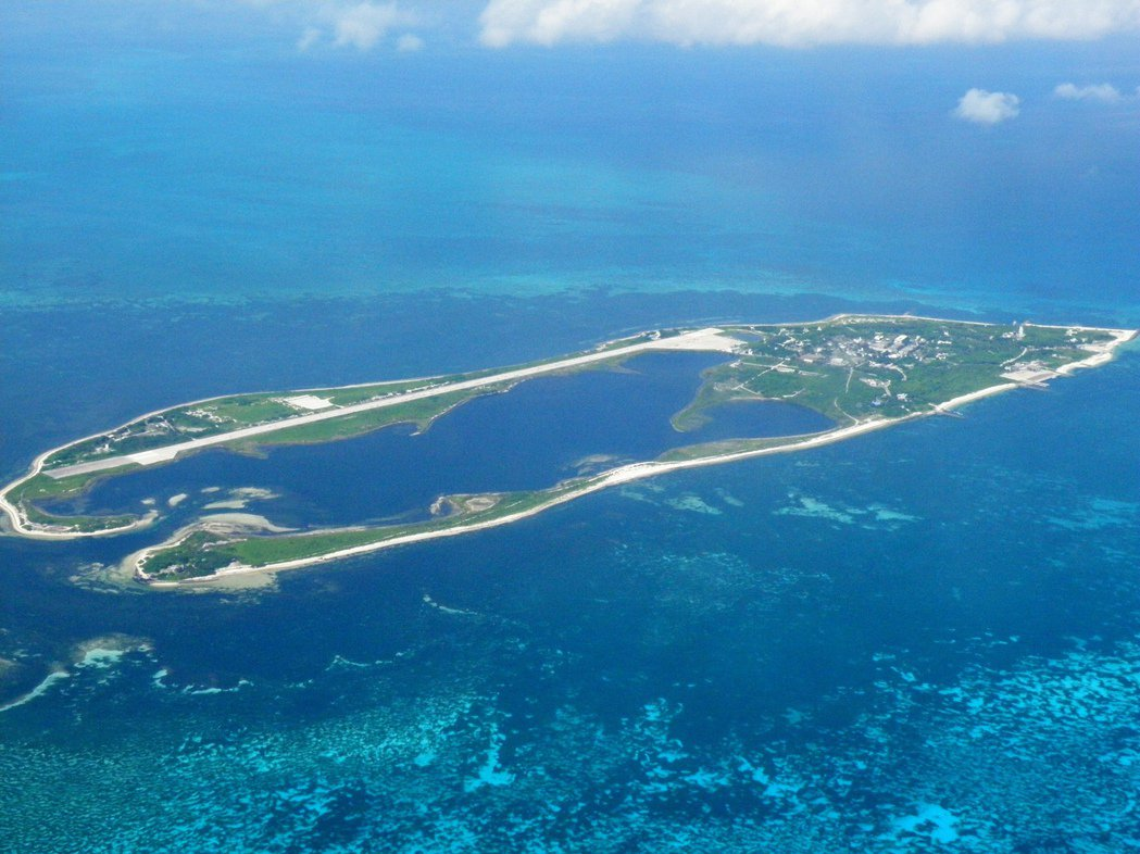 日前日媒報導,中國很有可能在8月時於南海進行軍事演習,且不排除以武力奪取東沙島。 圖/聯合報系資料照
