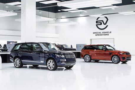 別於AMG、M-Power、RS的性能品味!Jaguar Land Rover SV英倫猛獸部門銷售創新高