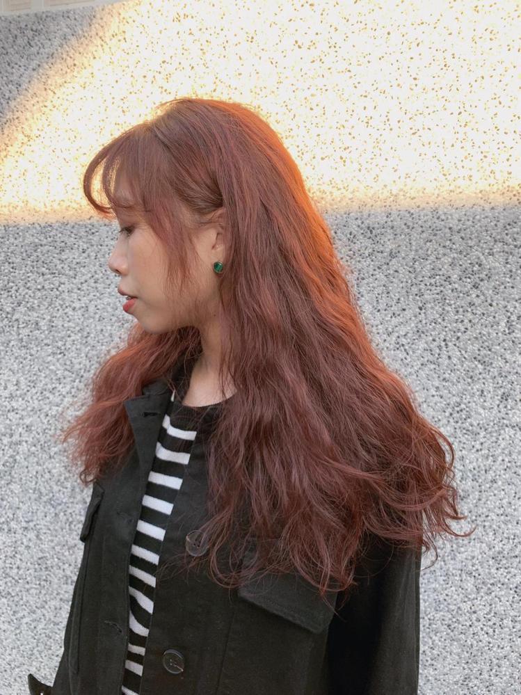 髮型創作/NYHB中正店 / Jen,圖/StyleMap美配提供