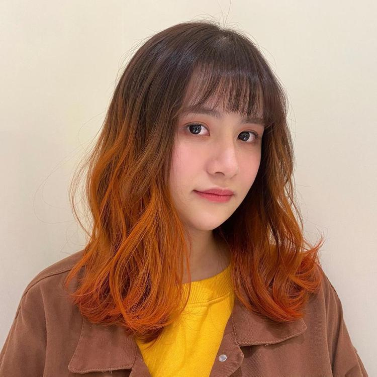 髮型創作/IF YOU salon / Sandy,圖/StyleMap美配提供