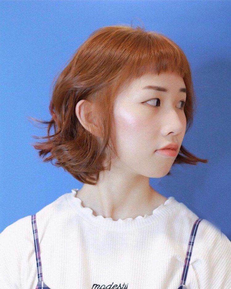髮型創作/美式櫻桃時尚造型沙龍 / 克里斯Chris,圖/StyleMap美配提...