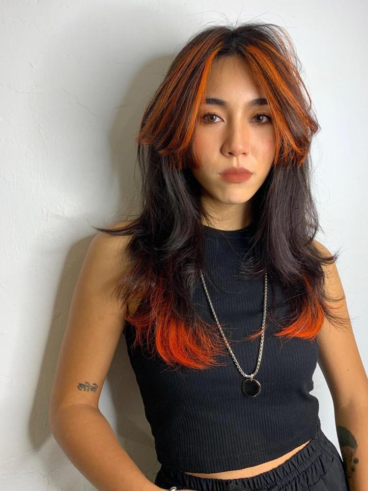 髮型創作/Red Circle HAIR SALON & BAR / 剪髮找李委...