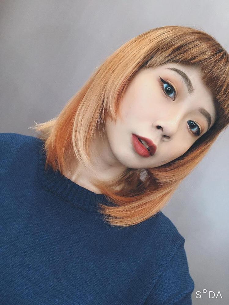 髮型創作/后起Hair Styling / 小靖,圖/StyleMap美配提供