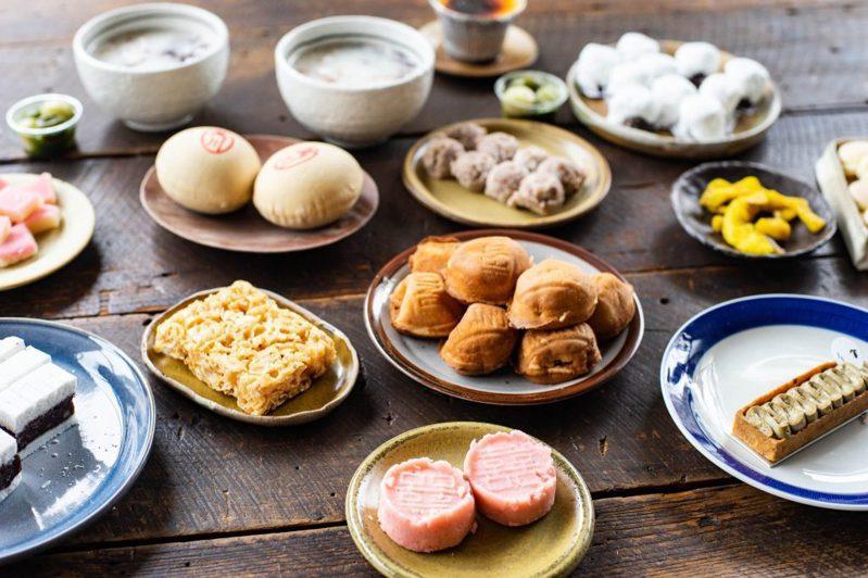 四位台南在地評審推薦評選十四樣台南在地甜點