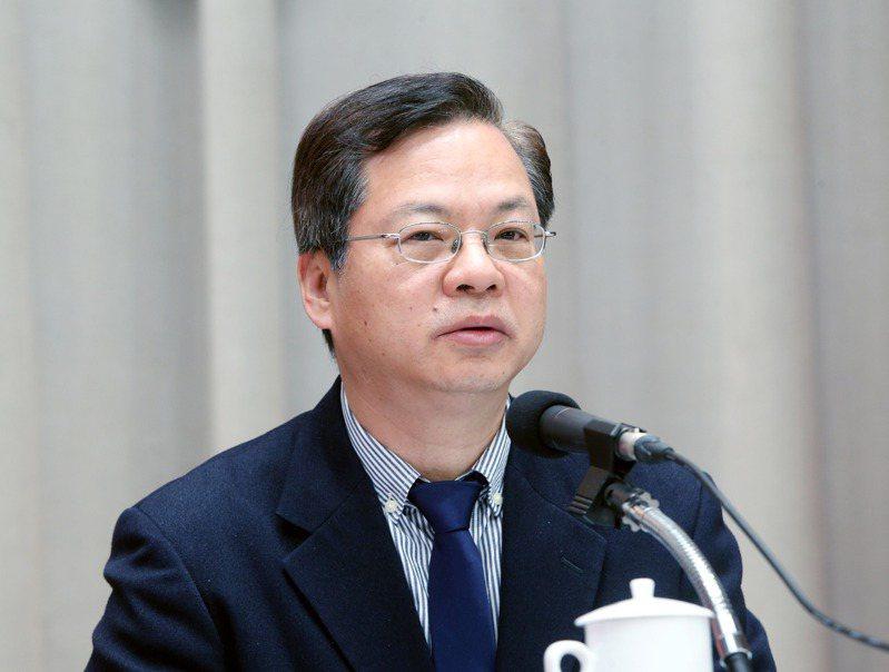 龔明鑫接受金融時報專訪時表示,台灣在防疫和經濟表現上都做得非常好。(本報系資料照片)