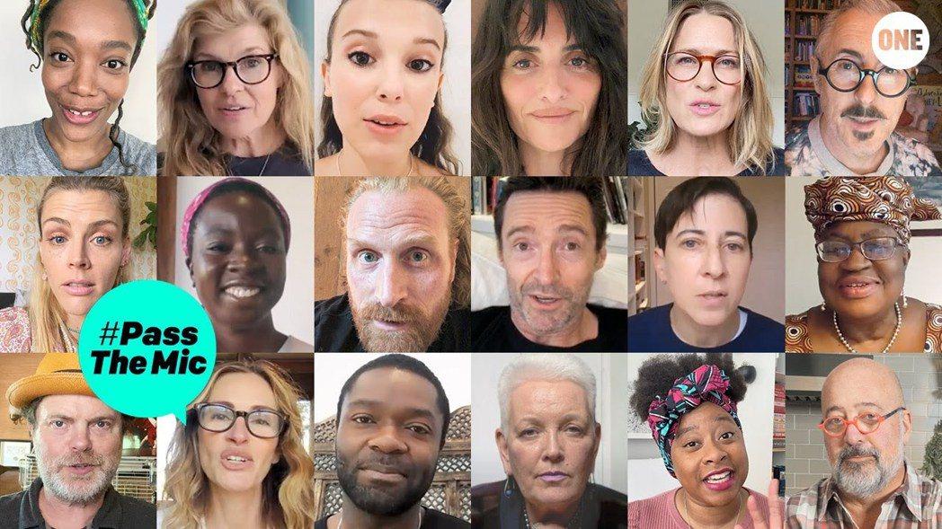面對新冠疫情在全球持續肆虐,部份好萊塢明星選擇團結,並發揮自己在社群上的影響力,...