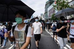 陸強推「港版國安法」再引港人上街抗議 日本說話了