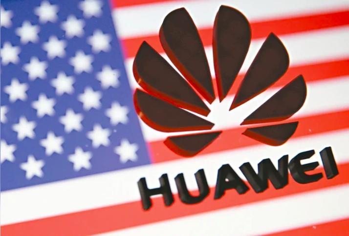 大陸智慧手機廠華為被美國封殺,受到更嚴格的貿易限制。圖/路透