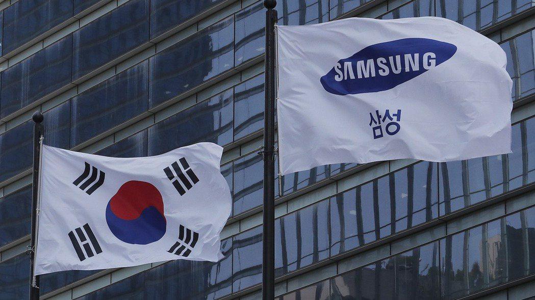 南韓半導體產業示意圖。 美聯社