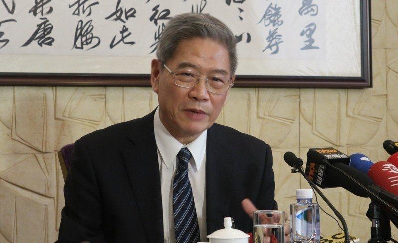 大陸海協會長張志軍   (本報系資料庫)