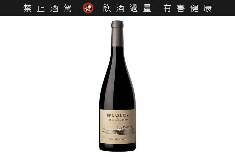 智利伊拉蘇酒廠的Las Pizarras Pinot Noir,是特級葡萄園(G...