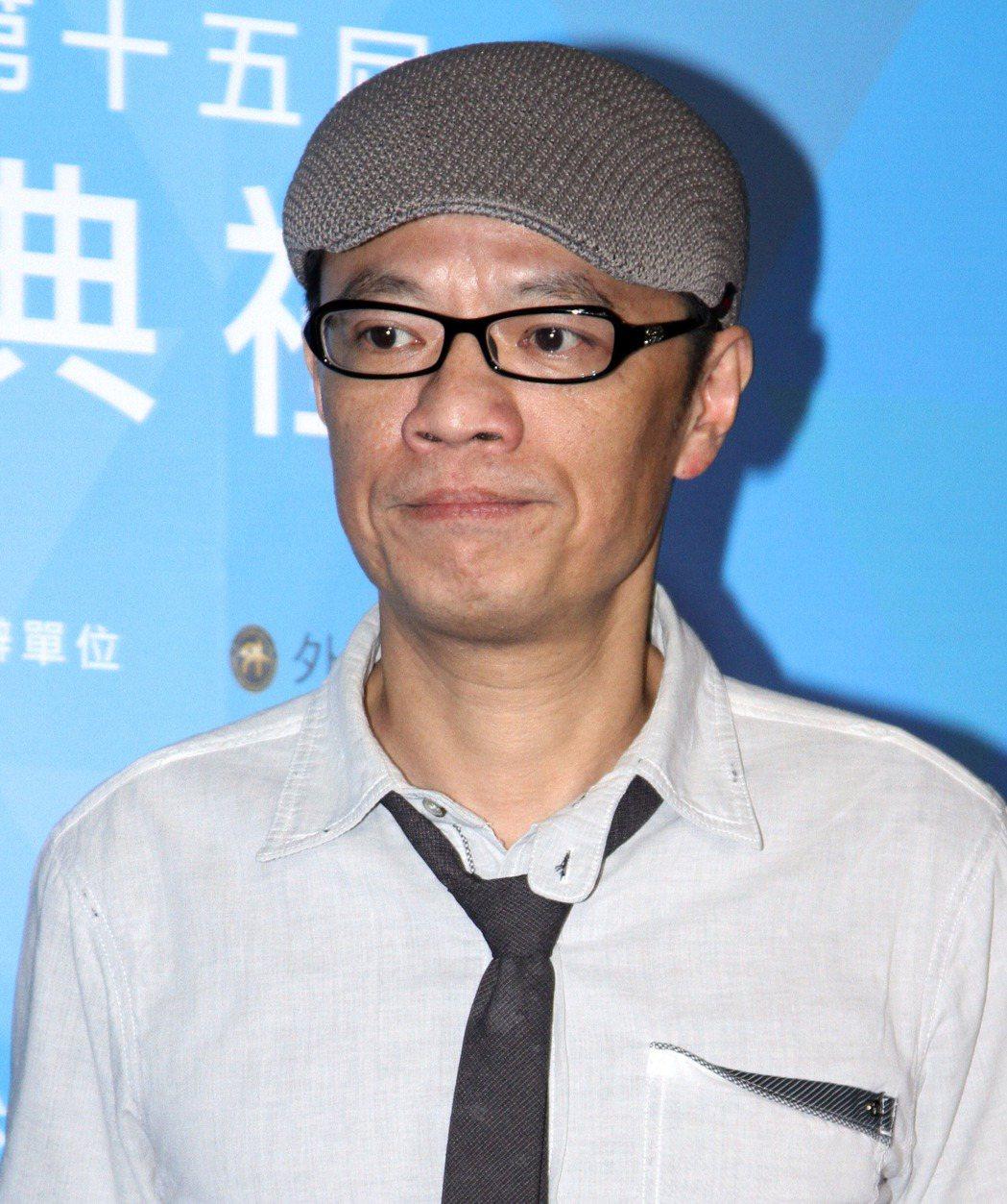演員吳朋奉。 圖/聯合報系資料照