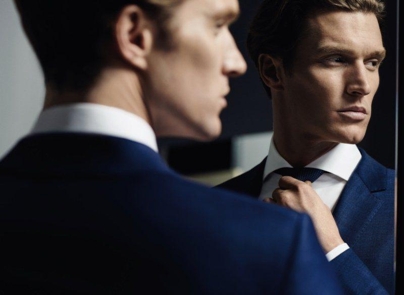 西裝不只是商務生活的一部份,更可以是個人生活型態、作息、風格的延伸。 圖/BOS...