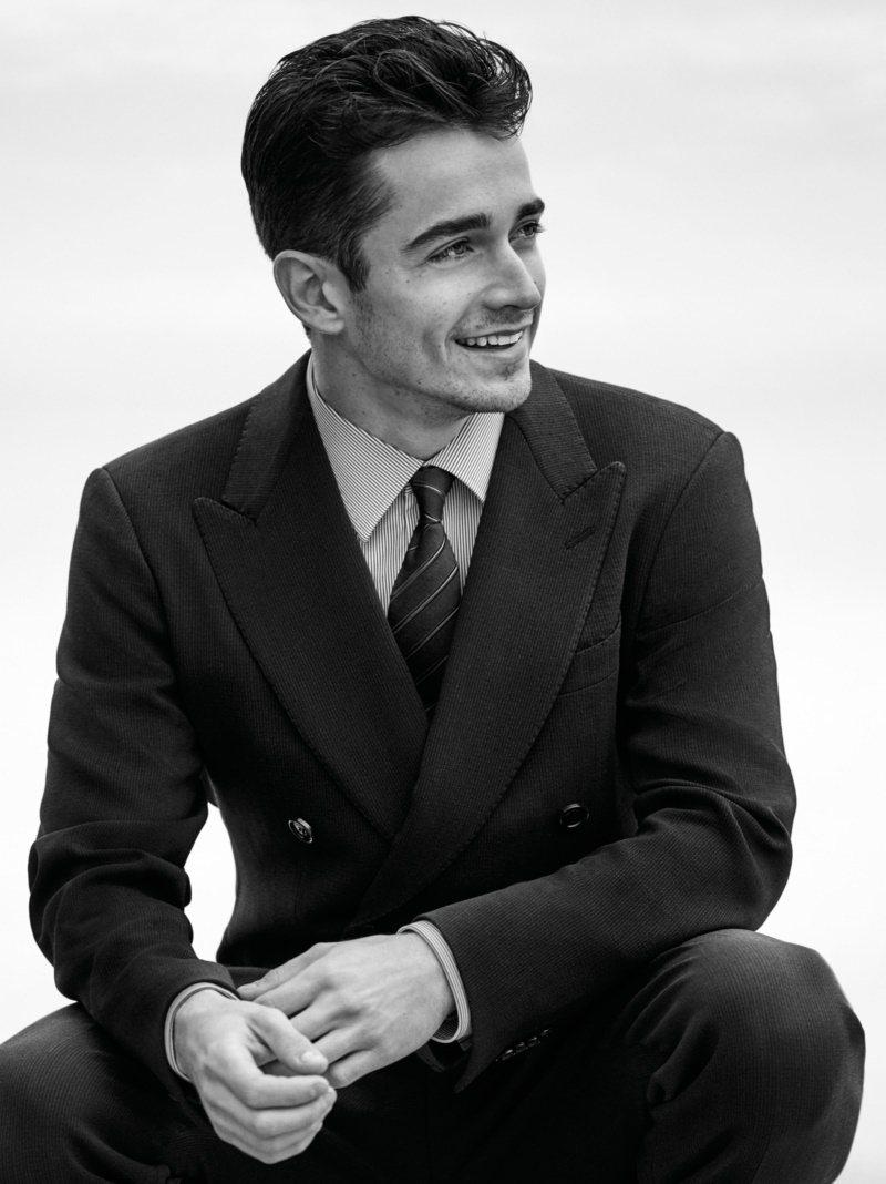 Giorgio Armani的2020 MTM,找來男星John Balsom代...