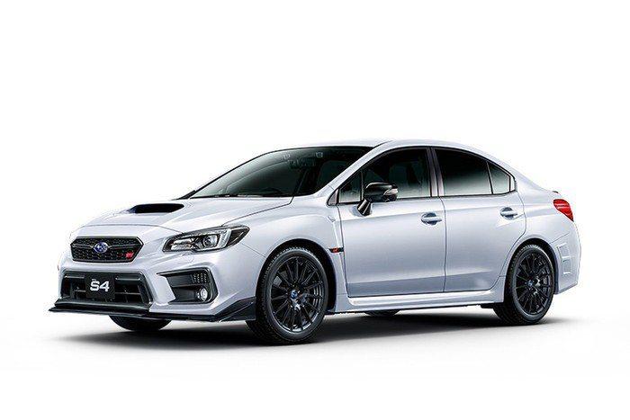 Subaru WRX S4。 摘自Subaru