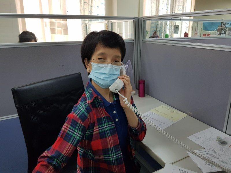 林慧珠未來仍會想持續到醫療相關團體擔任志工,期盼像過去一樣,到社區服務孤老等弱勢...
