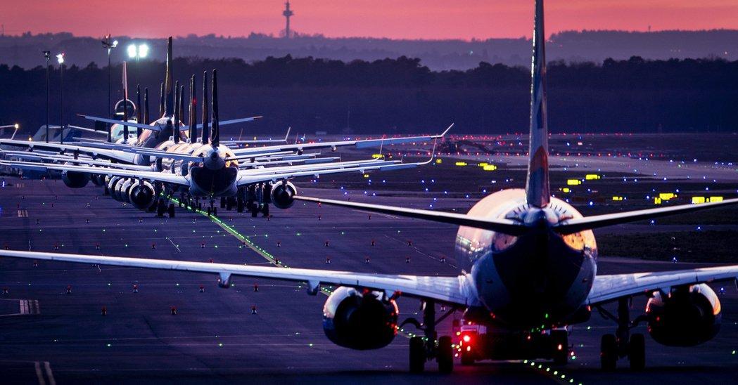 漢莎航空不能亡:德國政府豪砸90億歐元「航空戰疫」