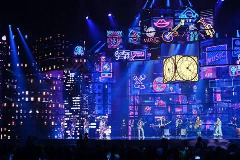 現場演唱會永遠有它存在的魅力和獨特性,不可能被取代。 圖/擷取自源活娛樂臉書專頁