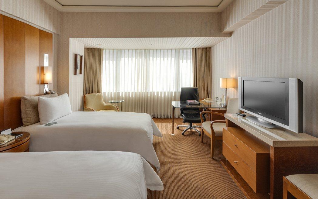 華泰大飯店集團台北三館風格飯店推出限量住房快閃專案。圖/華泰大飯店集團提供
