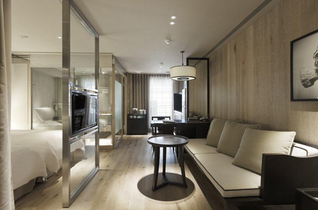 華泰大飯店集團限量住房快閃專案,入住台北1,088元起。圖/華泰大飯店集團提供