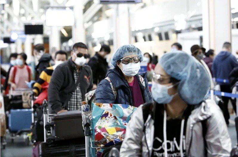 受新冠肺炎疫情影響,不少旅客取消出國旅遊。本報資料照片