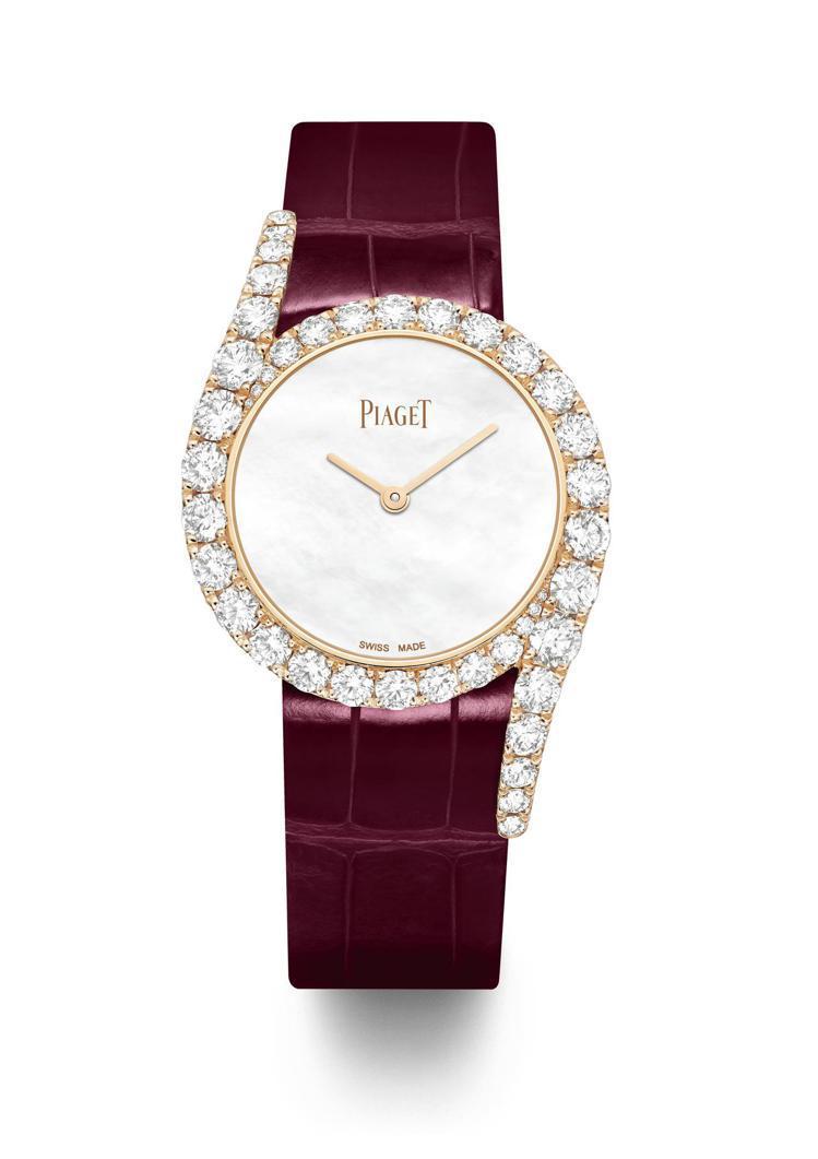 PIAGET,Limelight Gala系列珠寶鑽表(G0A45161),18...