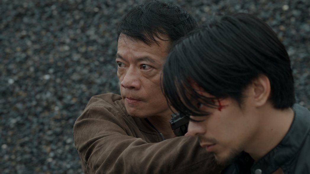 吳朋奉演出「鏡子森林」。圖/民視提供