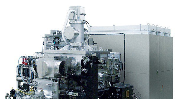 Lasertec的EUV光罩空白檢測機具。路透