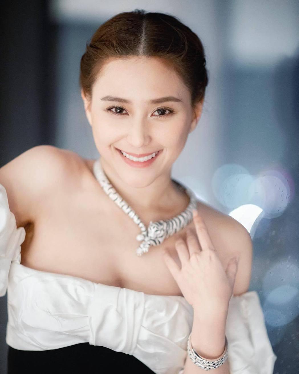 何超蓮是賭王何鴻燊與三太陳婉珍的女兒。圖/摘自IG