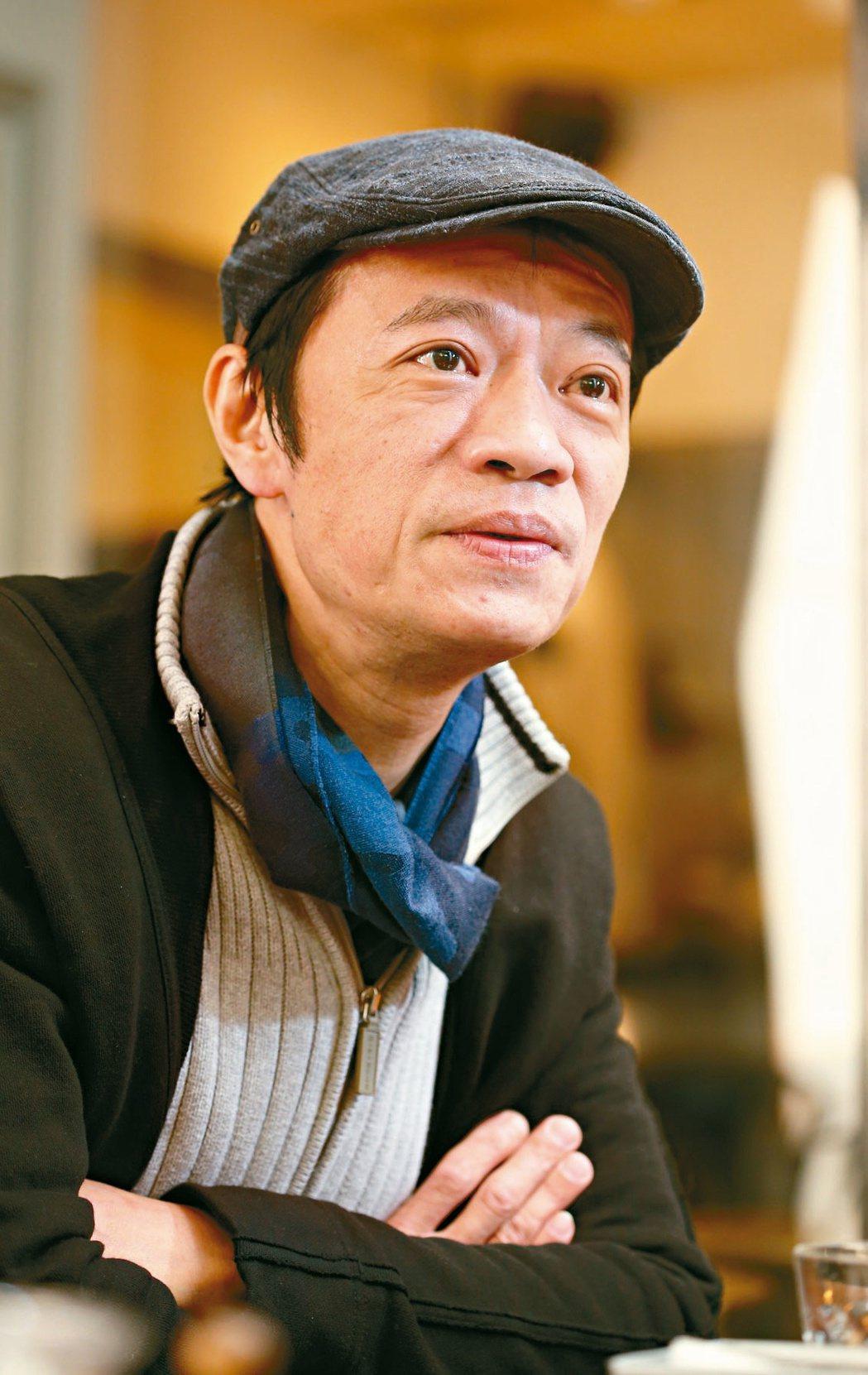 演員吳朋奉驚傳猝逝。本報資料照片
