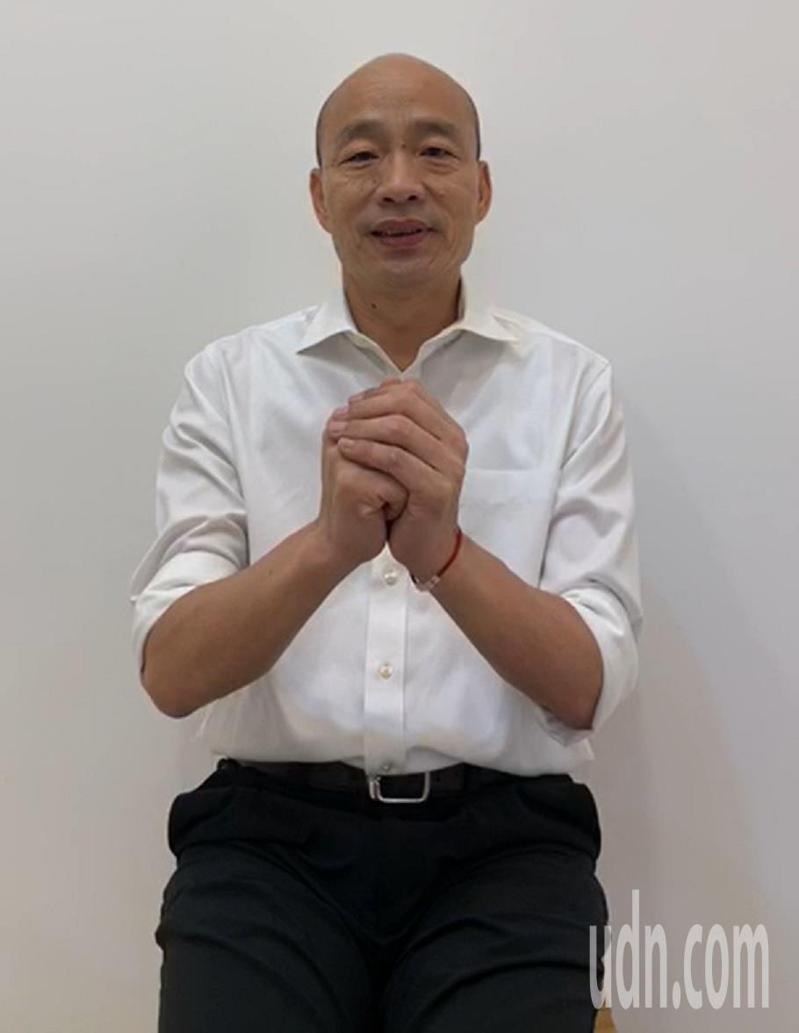 6月6日罷韓投票在即,挺韓、罷韓兩股力量對陣情勢升高。翻攝自韓國瑜臉書