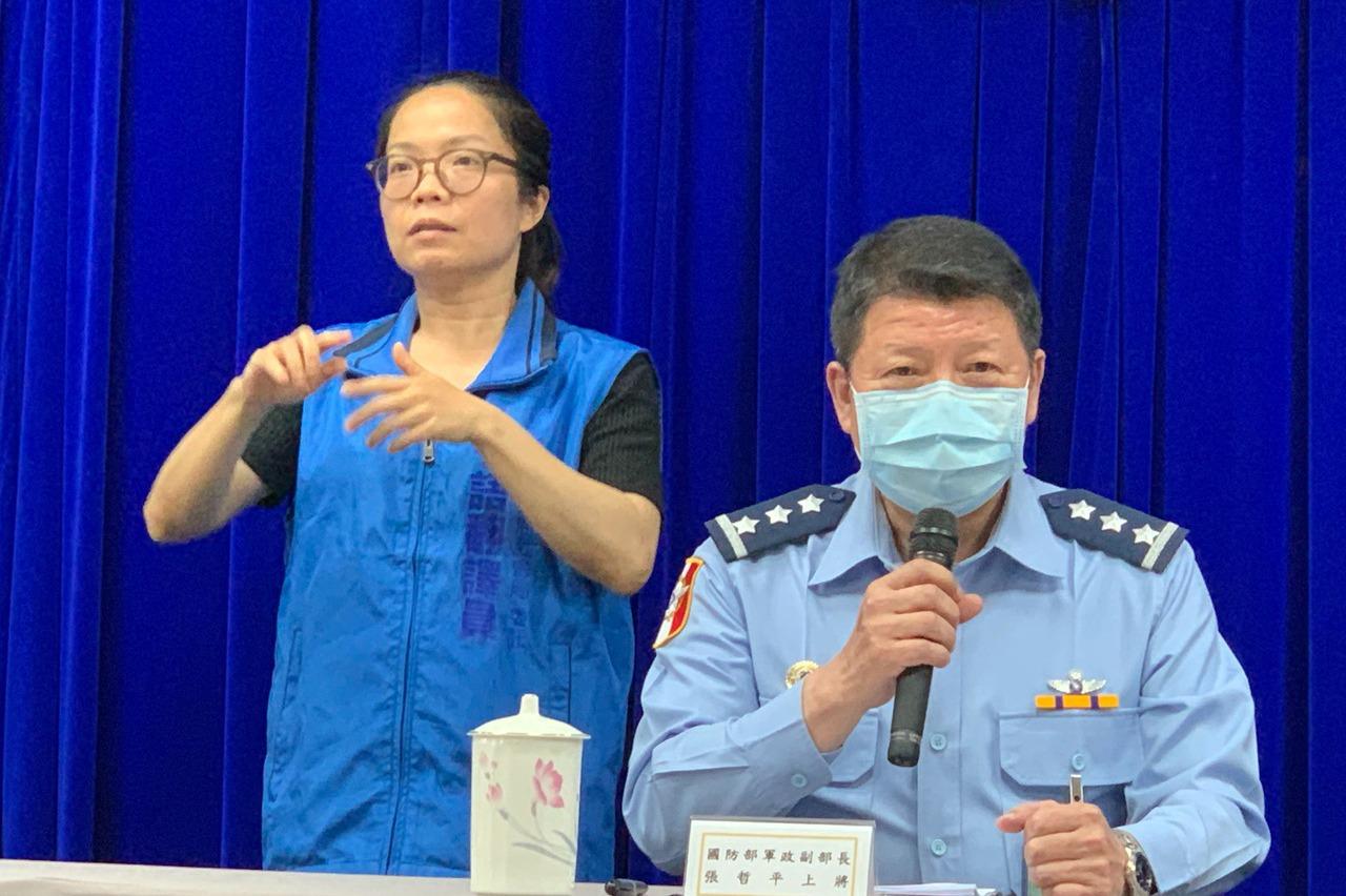 磐石艦染疫調查 張哲平:海軍「沒什麼了不起的錯誤」