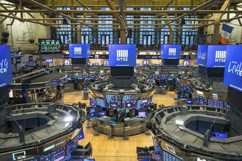3月23日起關閉的NYSE交易大廳恢復開放。(美聯社)