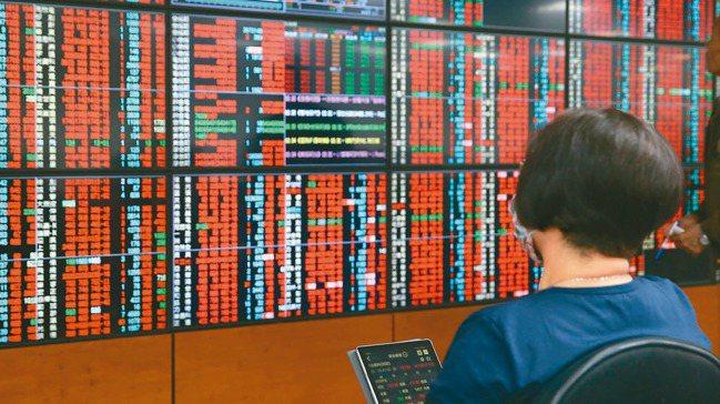 在新冠疫情干擾下,外資今年對台股賣多於買,且換股操作頻頻。 本報系資料庫