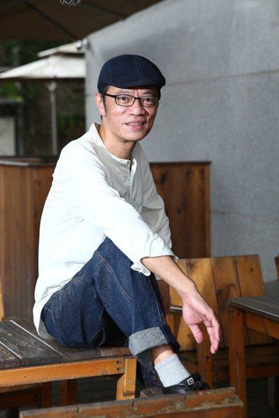 吳朋奉擁有藝術家性格,直率灑脫。 圖/聯合報系資料照片
