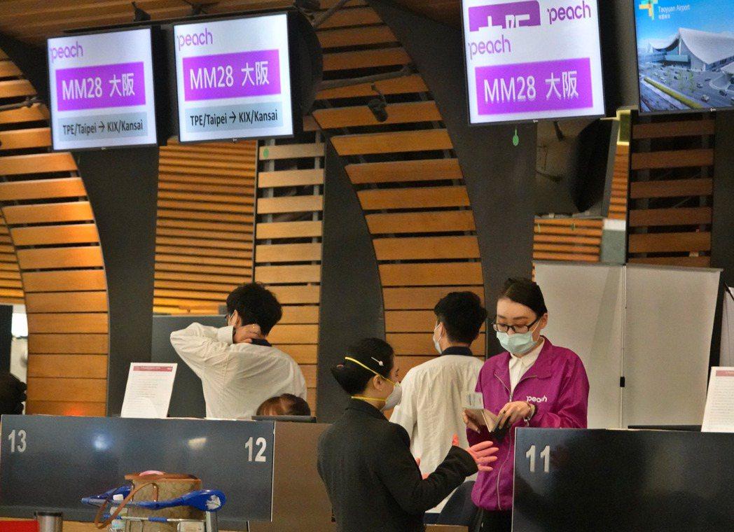 日本政府鬆綁入境管制措施,將台灣、越南、歐洲部分國家列入可望優先開放名單。圖/聯...
