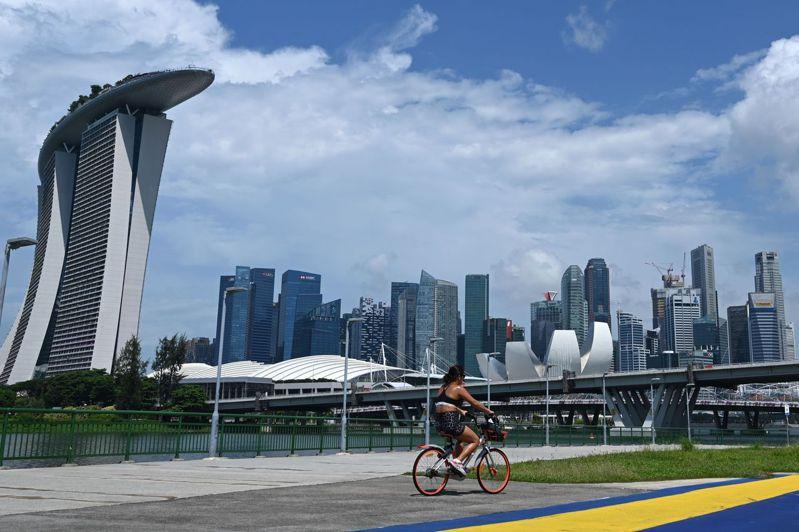 新加坡衛生部通報518起確診病例,總數達到3萬4884人。圖/法新社資料照
