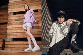 易烊千璽、Angelababy帥穿adidas Originals新鞋 顛覆經典設計大膽玩轉色彩