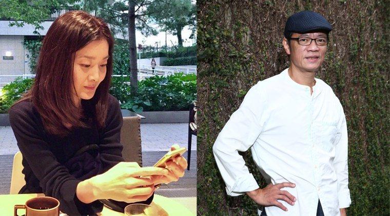 日女星久保寺淳子曾與吳朋奉交往過。圖/報系資料照、擷自臉書