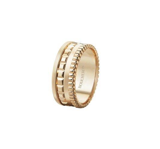 Quatre系列珠寶,4圈款式。 圖/Tatler Taiwan提供