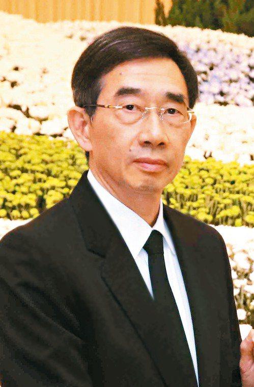 長榮集團董事張國華。圖/長榮集團提供