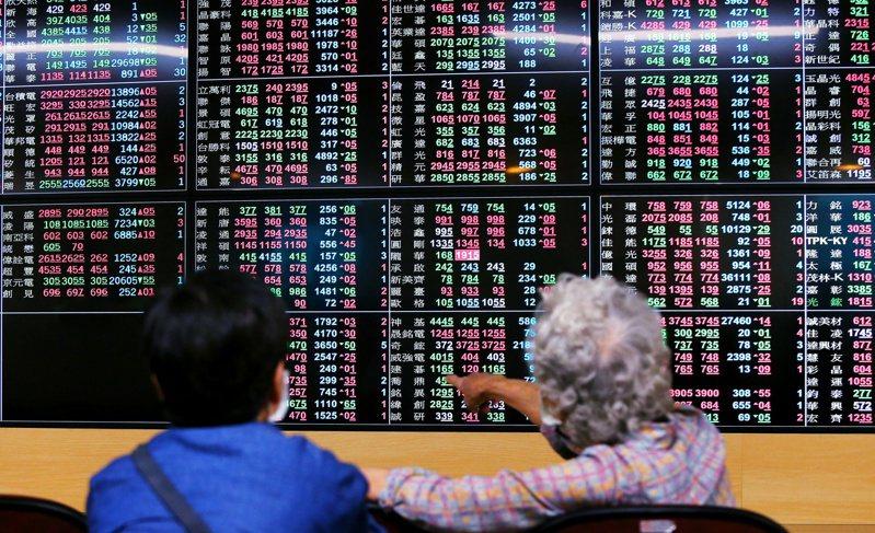 美股收跌,法人認為恐不利台股表現,且MSCI半年度調整將在今天收盤生效,台股在3大指數權重皆遭調降,投資人應提防尾盤劇烈震盪。 聯合報系資料照/記者曾原信攝影