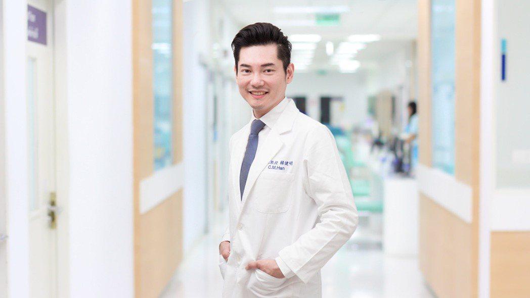 韓健明醫師呼籲女性朋友們,經血過多、嚴重經痛等問題,除了消極等待更該積極。