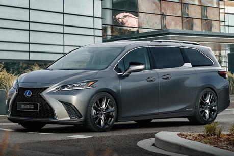 LM賣出好成績後 Lexus要不要再推一台MPV呢?